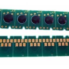 Chip de 7 contactos para plotter Epson