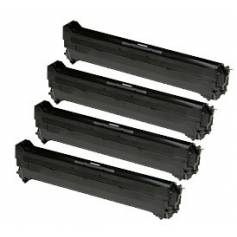 4 tambores reciclados para Xante ilumina 502 427 330 cmyk