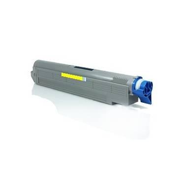 Para Xerox phaser 7400 color amarillo cartucho tóner reciclado 20k