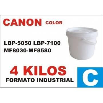 Para Canon tóner series lbp mf cian formato industrial 4 kg