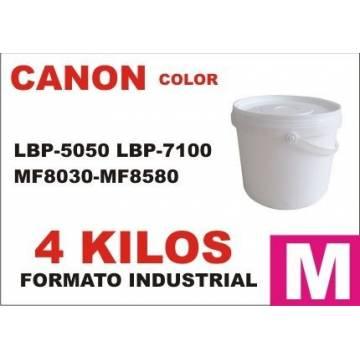 Para Canon tóner series lbp mf magenta formato industrial 4 kg