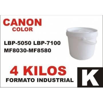 Para Canon tóner series lbp mf negro formato industrial 4 kg