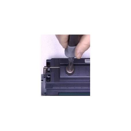 Sacabocados térmico para recarga rapida de cartuchos Laser