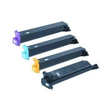 Konica Konica-Minolta Bizhub c250p c252p cartucho compatible cian