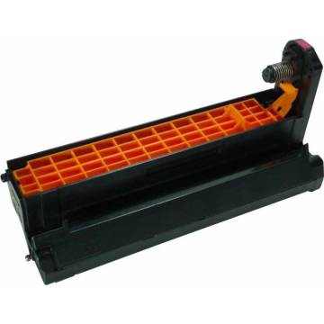 Tambor toner compatible para Oki C810 C821 C830 C8600 C8800 amarillo