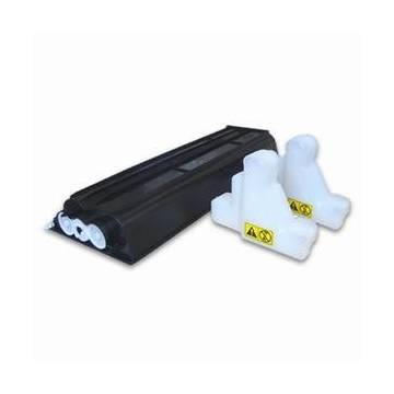reciclado Negro para Mita KM 1620,1635,1650,2020,2035.15K TK-410