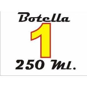 250 ml. tinta amarilla colorante Sensient para cartuchos Lexmark