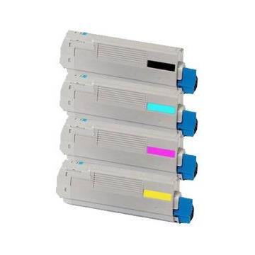 Magenta compatible para Oki mc760dnfax mc770dnfax mc780dfnfax 11 5k