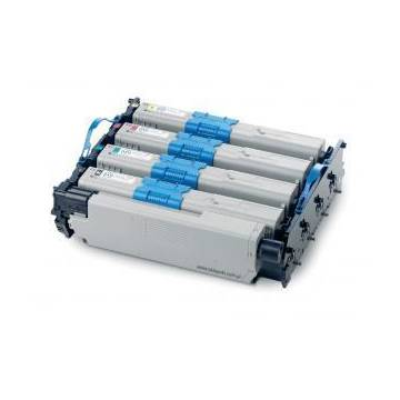 Cyan reciclado para Oki C301DN,C321DN,MC332,MC342-1.5K44973535