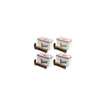 Cyan Tambor reciclado para OKI C8600 C8800-20K43449015