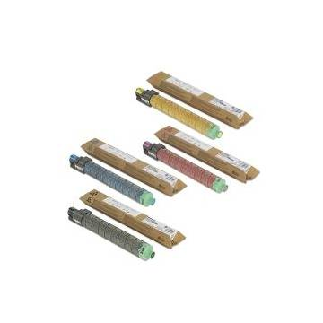 Negro compatible Aficio sp c830dn c831dn 20k821121(821185)