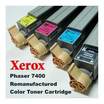 Negro reciclado 7400n 7400dn 7400dt 7400dx 7400nm.15k 106r01080