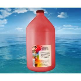 4 recargas en una botella de toner magenta brillo 1000 gr. para Oki C810 Oki C830