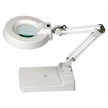 Lámpara lupa 5 dioptrías 22 w