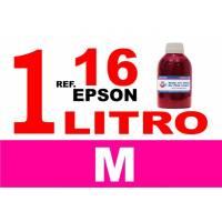 Epson 16, 16 XL botella 1 L tinta magenta