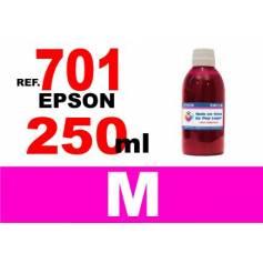 7013 7013 xxl botella 250 ml. tinta magenta