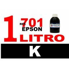 7011 7011 xxl botella 1 l tinta negra