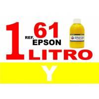 Epson 61, 61 XL botella 1 L tinta amarilla
