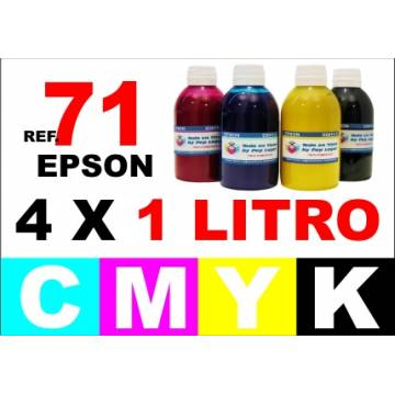 71, pack 4 botellas 1 L. CMYK
