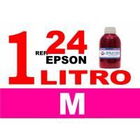 Epson 24 XL botella 1 L tinta magenta