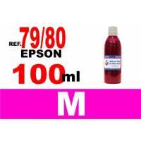 Epson 79 botella 100 ml. tinta magenta