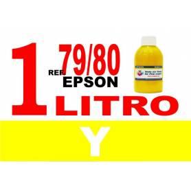 Epson 79 botella 1 L tinta amarilla