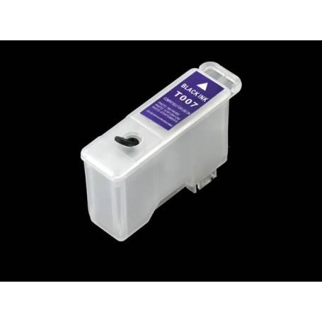 T007 cartucho Transparente recargable vacio para Epson