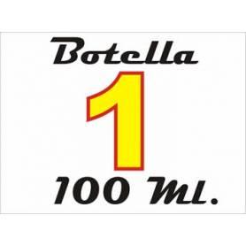 100 ml. tinta amarilla colorante Sensient para cartuchos Lexmark