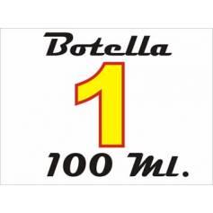 100 ml. tinta amarilla colorante Static control para cartuchos para Lexmark