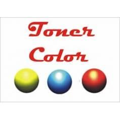 Para Hp LaserJet 3500 3550 color recargas de tóner tres botellas cmy + chips