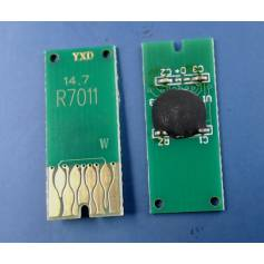 Chip autoreseteable 701 cartuchos recargables work force pro