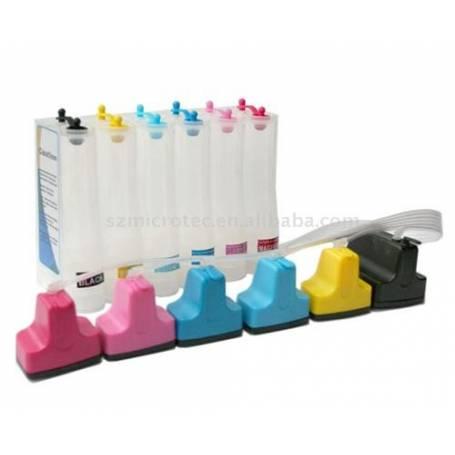 CISS para impresoras Hp con cartuchos Hp 363