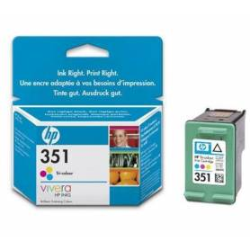 Maxi Kit Pro recarga cartuchos tinta color Hp 342 Hp 343 Hp 344 Hp 351