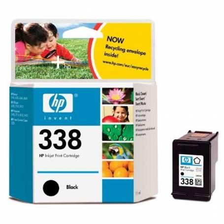 Maxi Kit Pro recarga cartuchos tinta negra Hp nº 336, 338 negro