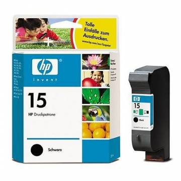 Maxi kit pro recarga cartuchos tinta negra para Hp nº 15 40 y 45