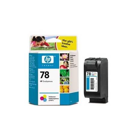 Maxi Kit Pro recarga cartuchos tinta color Hp 17 Hp 23 Hp 41 y Hp 78