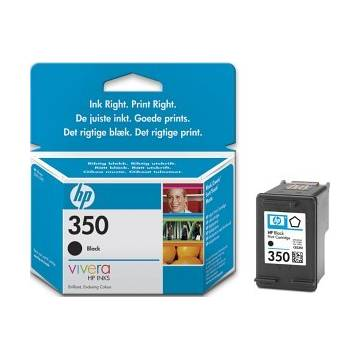 Maxi kit pro recarga para cartuchos tinta negra Hp 300 Hp 301 Hp 350
