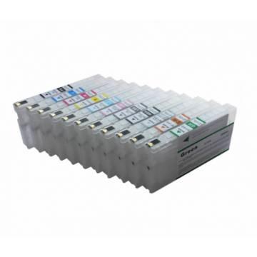 T653x 11 cartuchos recargables pro 4900 200 ml.