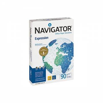 Papel Navigator Expression A4 90 gr. 500 hojas