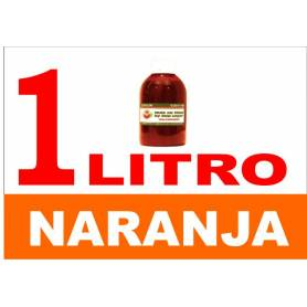 1000 ml. tinta NARANJA pigmentada tipo K3 para plotter Epson