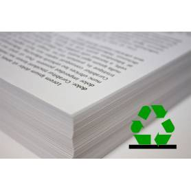 Impresión inkjet color A4 una cara 1.000 copias en papel 80 gr.