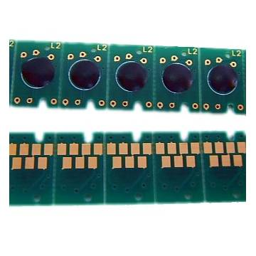 Juego de 6 chips arc para t0481 t0486