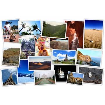 Revelado digital de fotos en 13 x 18 240 gr. brillo