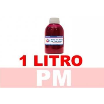 1 l. tinta magenta claro colorante para cartuchos para Hp