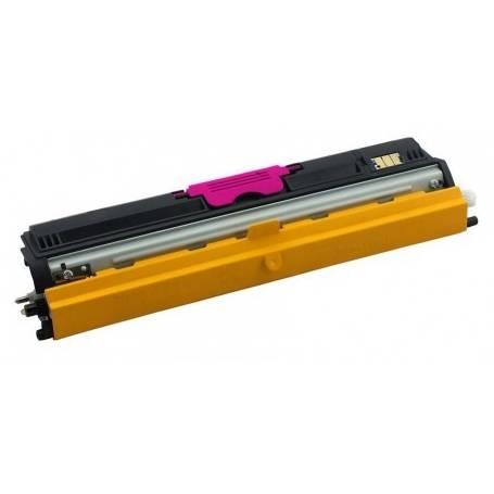Para Oki c110 c130 color magenta cartucho tóner reciclado