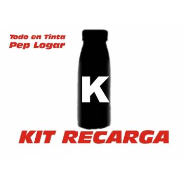 para Brother TN-241 2 recargas de toner negro