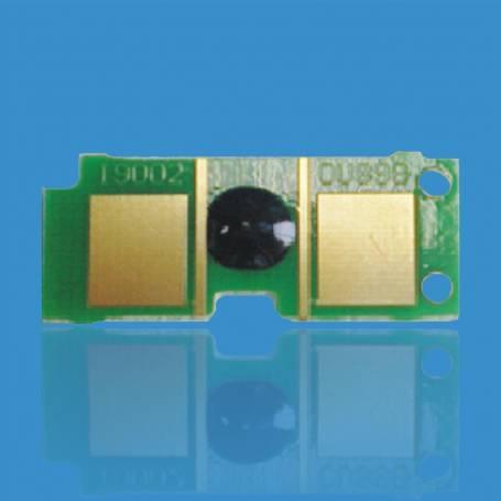 HP chips 1500 2500 2550 2820 2840 set de 4 chips Para Tambor