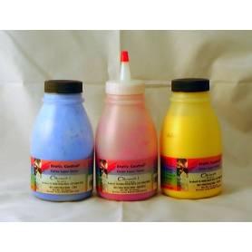 recargas de toner especifico para Impresora Brother TN-135 TN-325 color CMY tres botellas de toner