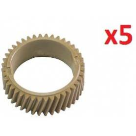 5xUpper Roller Gear 40T MP6001,7000,7500B247-4194 AB01-2062