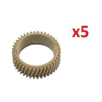 5xupper roller gear 40t mp6001 7000 7500b247 4194 ab01 2062